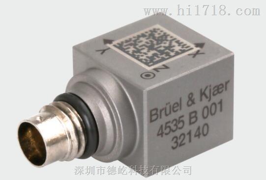 B&K4535-B-001 三轴CCLD加速度传感器