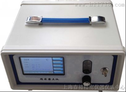 FT605DP便携式精密天然气露点仪