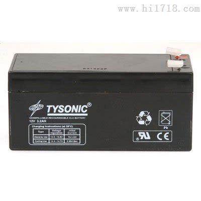 美国TYSOIC蓄电池代理报价