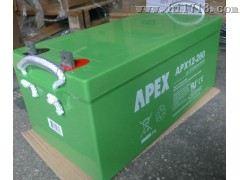 美国APEX蓄电池代理报价