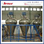 ZPG-3000L搪玻璃真空耙式干燥机
