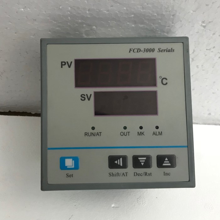 干燥箱恒温控制器温控仪FCD-3000 FCD-2000