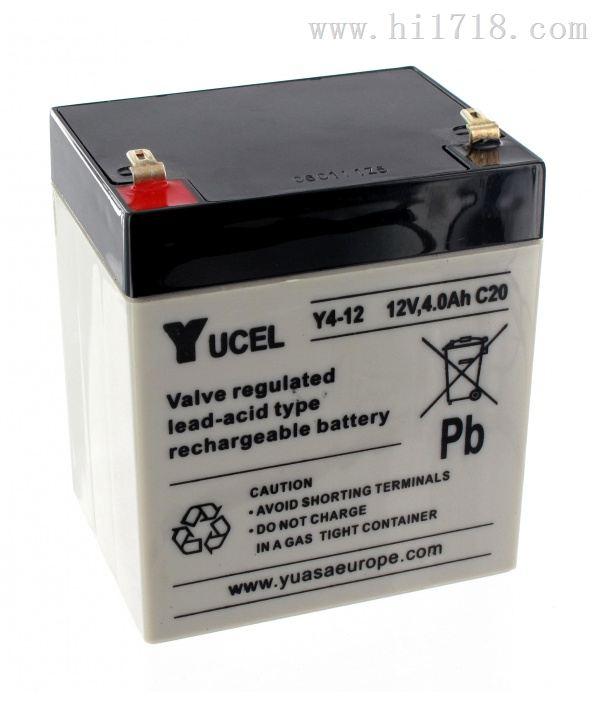 英国YUCEL蓄电池产品型号规格代理报价
