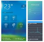 室内空气质量检测仪环境甲醛温湿度监测系统