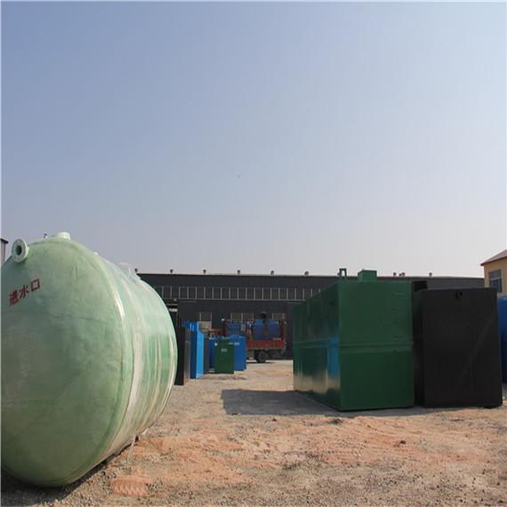 地埋式接触氧化污水处理设备