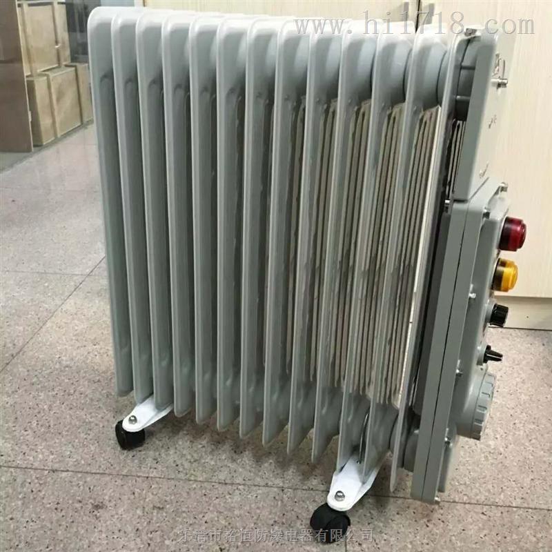 防爆电热油汀取暖器厂家