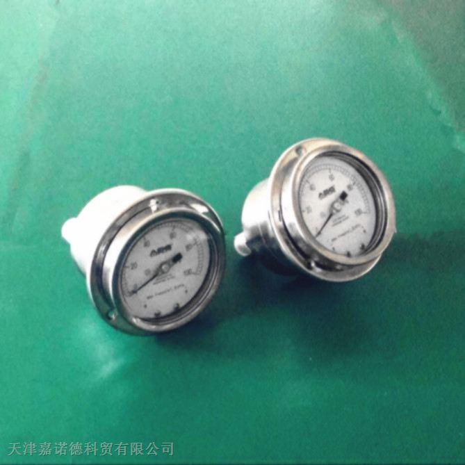 过滤器高静压不锈钢差压表
