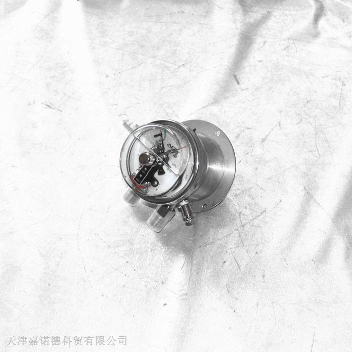 电接点不锈钢差压表