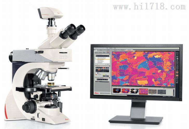 徕卡LED照明正置材料显微镜DM2700 M