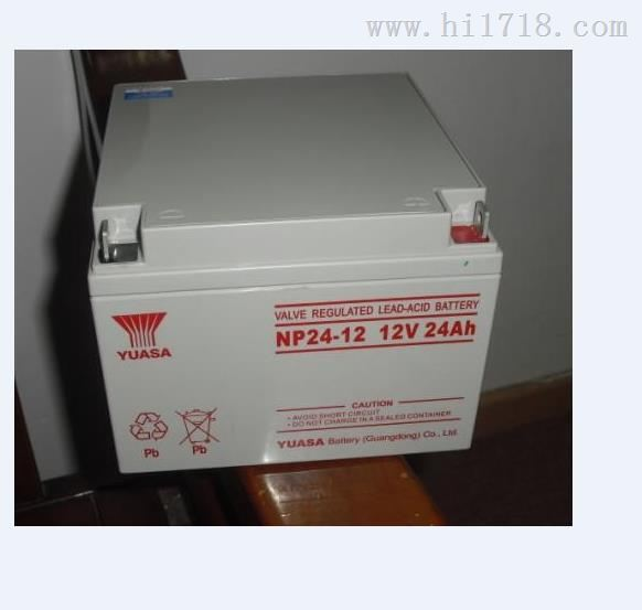 NP24-12汤浅蓄电池12V24A