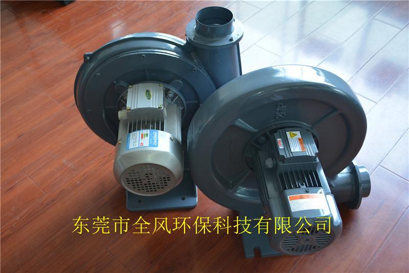 TB125-3铝壳风机