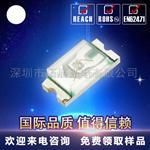 拓展0201暖白最小尺寸led贴片灯珠 规格书