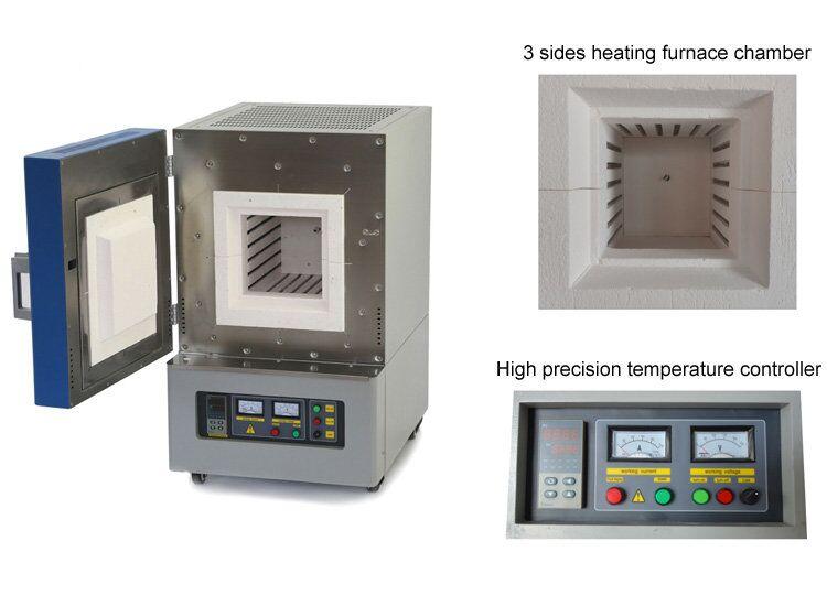 SX2-4-14TP高溫箱式電爐 實驗室馬弗爐
