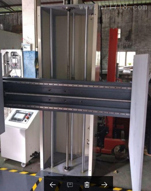 baihang牌多功能用途纸箱包装夹持力试验机