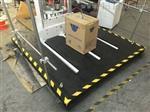大型纸箱包装零跌落试验机,单臂双臂结构可定制