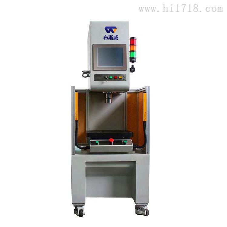 上海电动伺服压力机0.3T-10T供应 压力精度高