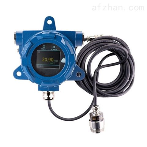 厂家直销电力柜专用分体式热导氢气检测仪