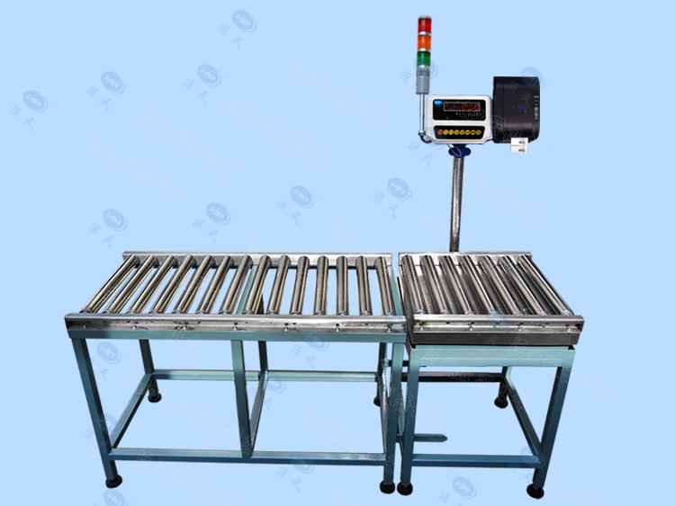 苏州30公斤打印标签的滚筒电子秤价格