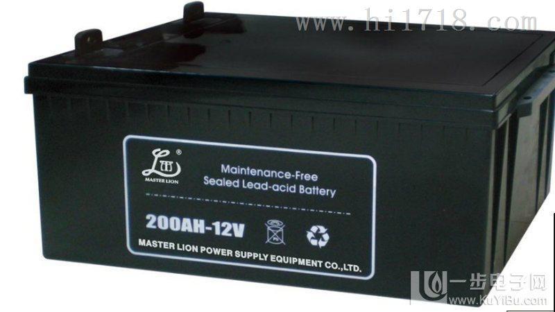 雄狮蓄电池12v100ah参数