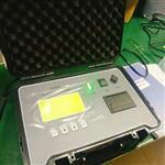 锂电池版便携式油烟检测仪工作原理