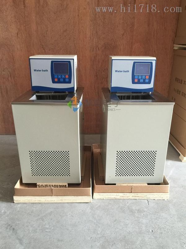 低温恒温水浴锅JTDC-1010高精度检验槽重庆