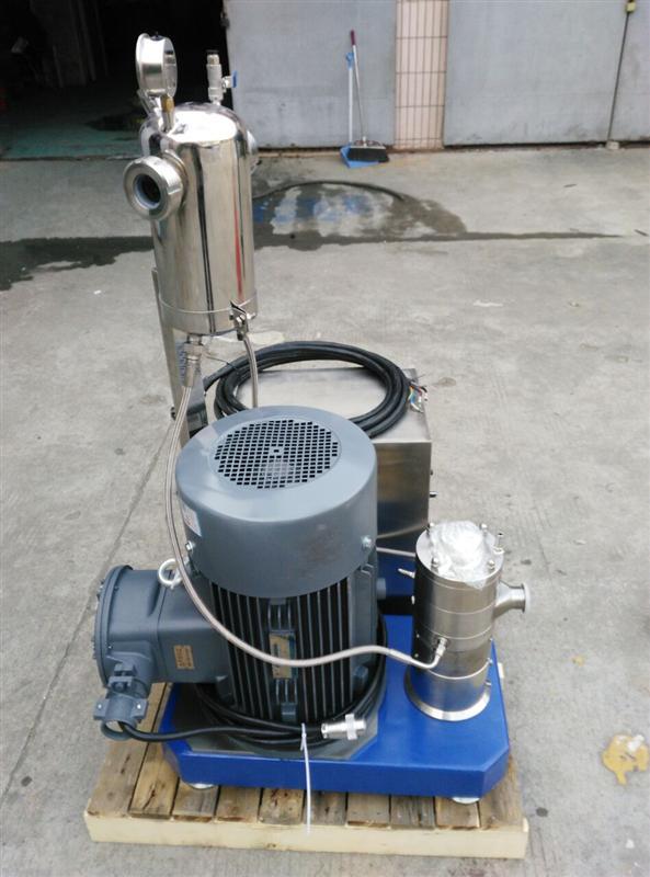 14000转管线式乳化机 优质供应