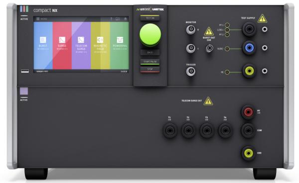 瑞士EM Test NX5组合式脉冲群/浪涌发生器
