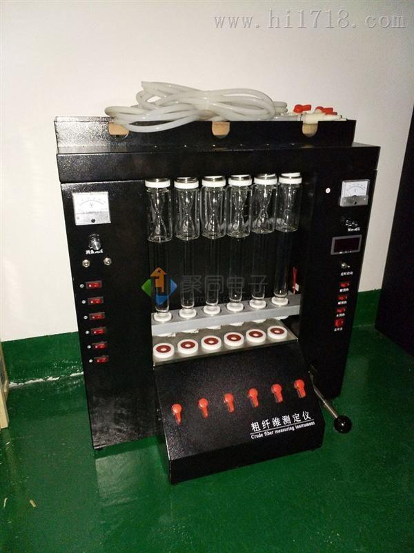 粗纤维测定仪JT-CXW-6加酸加碱法湖北
