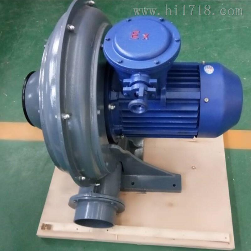 FX-1/4防爆中压鼓风机0.18KW