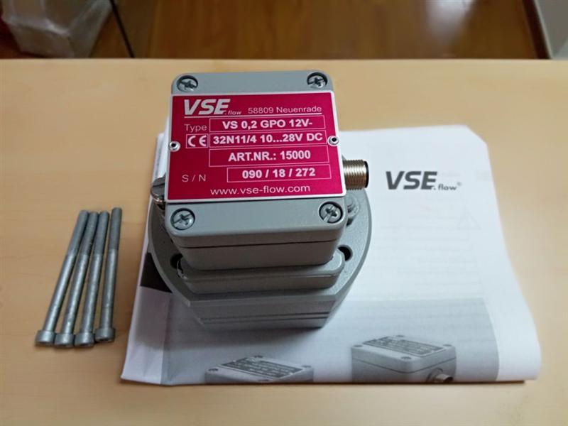 德国VSE齿轮流量计配套线缆推荐
