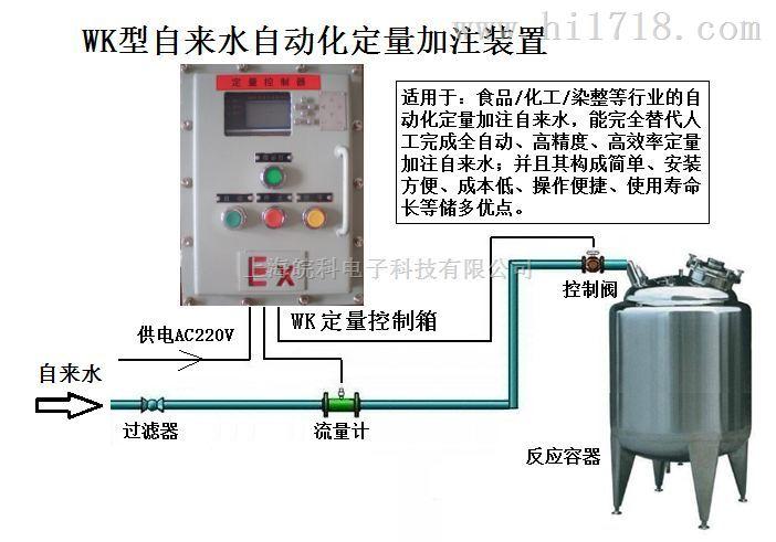 甲醇防爆定量控制设备