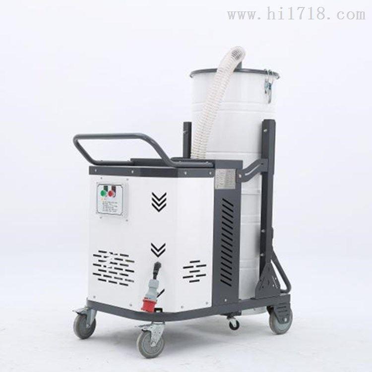 车间粉尘除尘收集移动式吸尘器