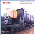 160度蒸汽污泥干化机