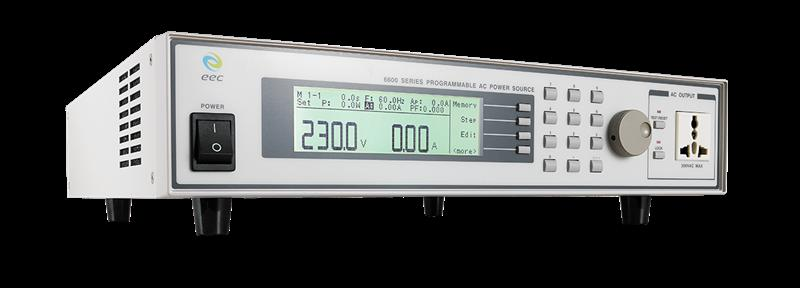 EEC华仪6620可程式交流电源