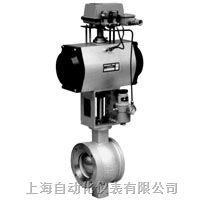 上海自动化仪表七厂78-36200系列气动V形调节球阀