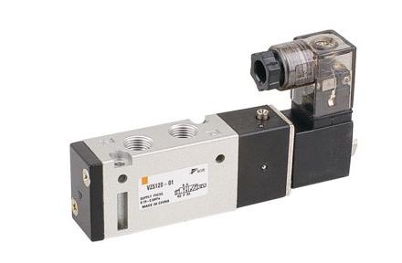 SMC插入式接口电磁阀