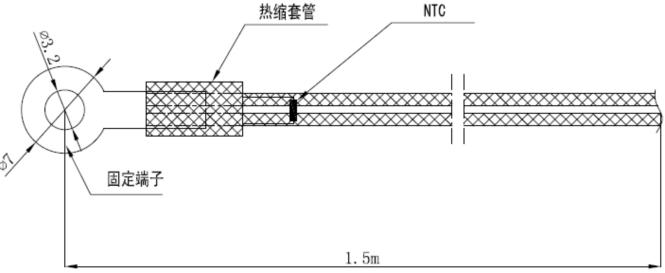 安全用电云平台温度传感器介绍