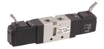 SMC电磁阀介质流向规定