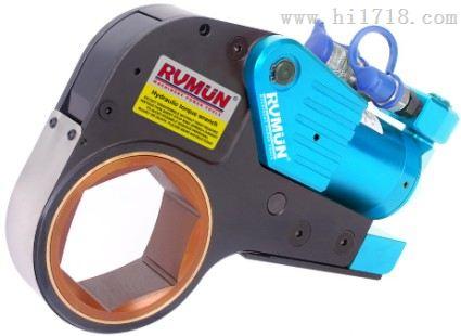 超薄中空空间狭小型液压扳手,进口超薄液压扳手