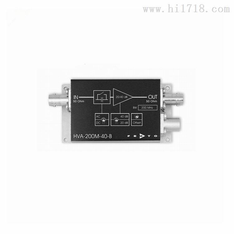 HVA-200M-40-F带宽电压放大器