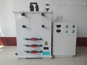 水消毒设备电解法二氧化氯发生器