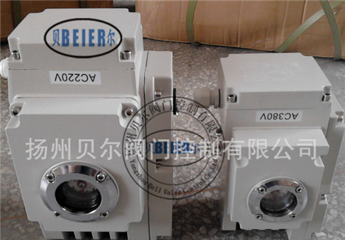 精小型电动执行器BR-10