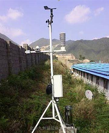 农业小型气象监测站 JZ-SC3