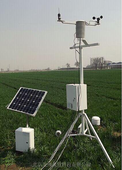 太阳能无线气象站  JZ-SC5