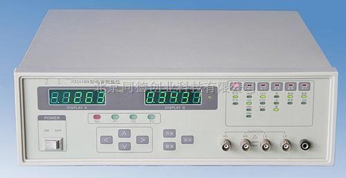 精密电容测试仪 TR-2618B