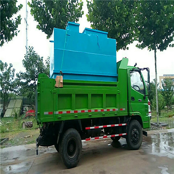 农村生活污水收集处理设备装置