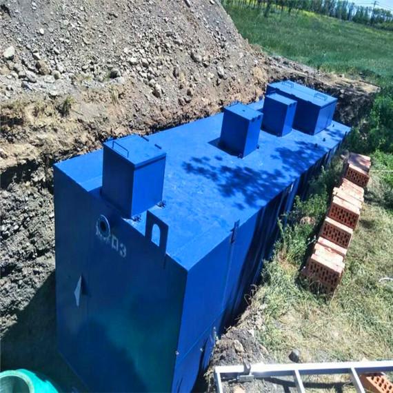 医疗污水处理设备装置