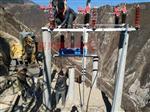 高海拔地区35KV柱上电动高压隔离开关带接地功能