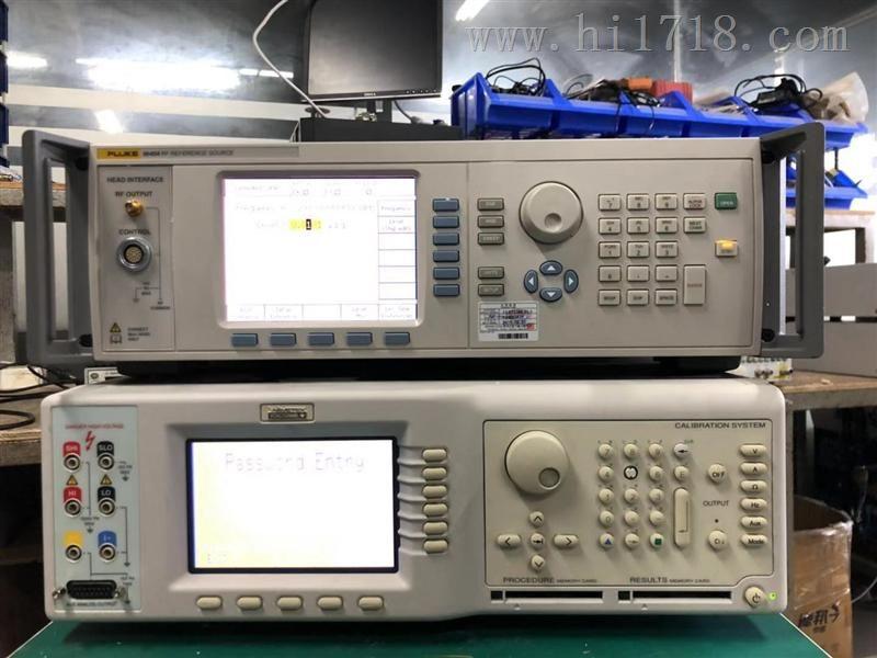 Fluke9640A示波器RF校准仪