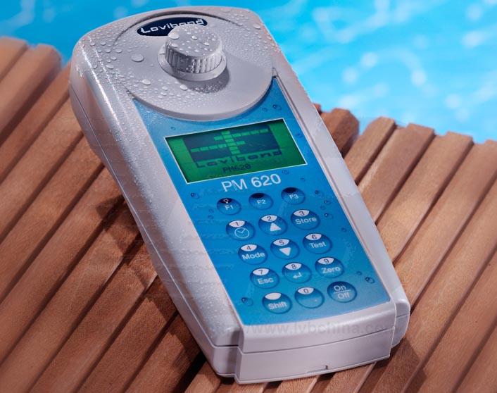 德国罗威邦ET99729 多参数水质快速测定仪